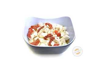 Afbeelding van Feta en zongedroogde tomaatjes