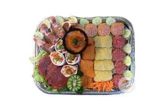 Afbeelding van Gourmet vleesschotel